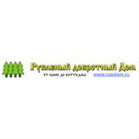 Логотип компании «Русдом»