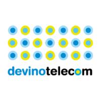 Логотип компании «Девино Телеком»