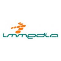 Логотип компании «Иммедиа Холдинг»