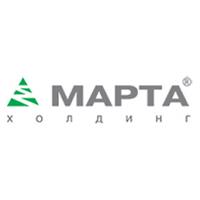 Логотип компании «Холдинг МАРТА»