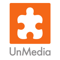 Логотип компании «UnMedia»