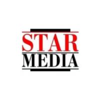Логотип компании «Star Media»