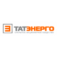 Логотип компании «Татэнерго»
