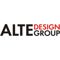 Логотип компании «AlteGroup»