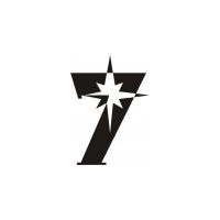 Логотип компании «7 Звезд»
