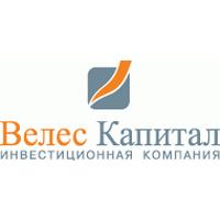Логотип компании «ВЕЛЕС Капитал»