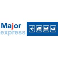 Логотип компании «Major-Express»