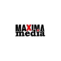 Логотип компании «Максима Медиа»