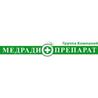 Логотип компании «Группа компаний Медрадиопрепарат»