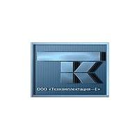 Логотип компании «Техкомплектация-Е»