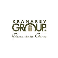 "Логотип компании «""Kramarev Group""»"