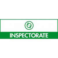 Логотип компании «ИНСПЕКТОРАТ Р»