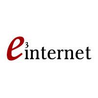 Логотип компании «e3internet»