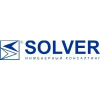 Логотип компании «СОЛВЕР»