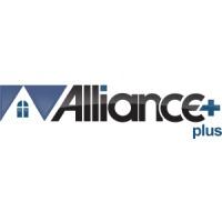 Логотип компании «Альянс Плюс»