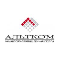 Логотип компании «Альтком»