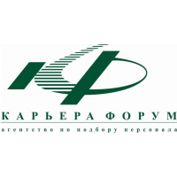 "Логотип компании «КА ""Карьера-Форум""»"