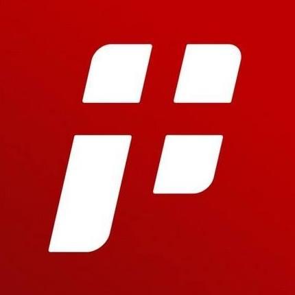 Логотип компании «Пиксель Плюс»