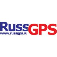 Логотип компании «RussGPS»