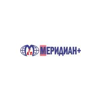 Логотип компании «Аэрогеодезическое предприятие Меридиан+»