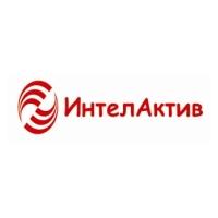 Логотип компании «Рекрутинговая компания ИнтелАктив»