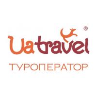 Логотип компании «UA Travel»