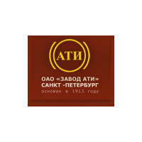 Логотип компании «Завод АТИ»