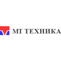 Логотип компании «МТ ТЕХНИКА»
