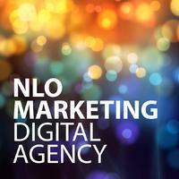 Логотип компании «NLO»
