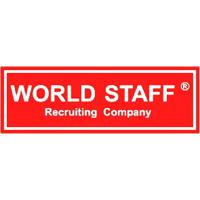 Логотип компании «WORLD STAFF»