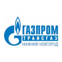 Логотип компании «Газпром трансгаз Нижний Новгород»