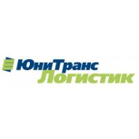 Логотип компании «ЮниТранс Логистик»