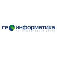 Логотип компании «Геоинформатика»