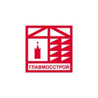 Логотип компании «Главмосстрой»