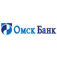 Логотип компании «Омск-Банк»