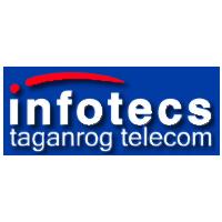 Логотип компании «ИнфоТеКС Таганрог Телеком»