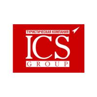 Логотип компании «ICS Travel Group»