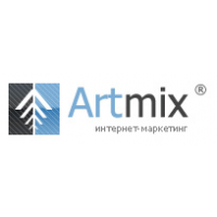 Логотип компании «Artmix»