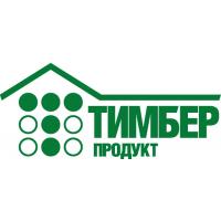 Логотип компании «Тимбер Продукт»