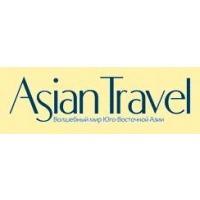 Логотип компании «Asian Travel»