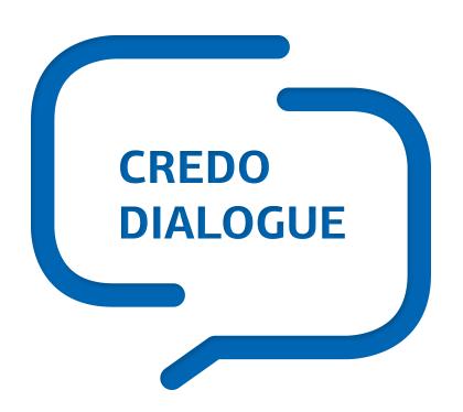 Логотип компании «Credo-Dialogue»