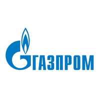 Логотип компании «ПАО «Газпром»»