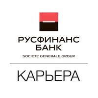 Логотип компании «Русфинанс Банк»