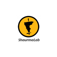 Логотип компании «Shaurma Lab»