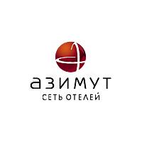 Логотип компании «АЗИМУТ Сеть Отелей»