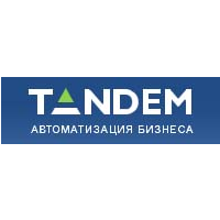 Логотип компании «TANDEM»