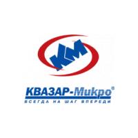 Логотип компании «Квазар-микро»