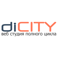 Логотип компании «diCITY»