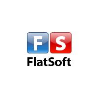 Логотип компании «Флэтсофт»