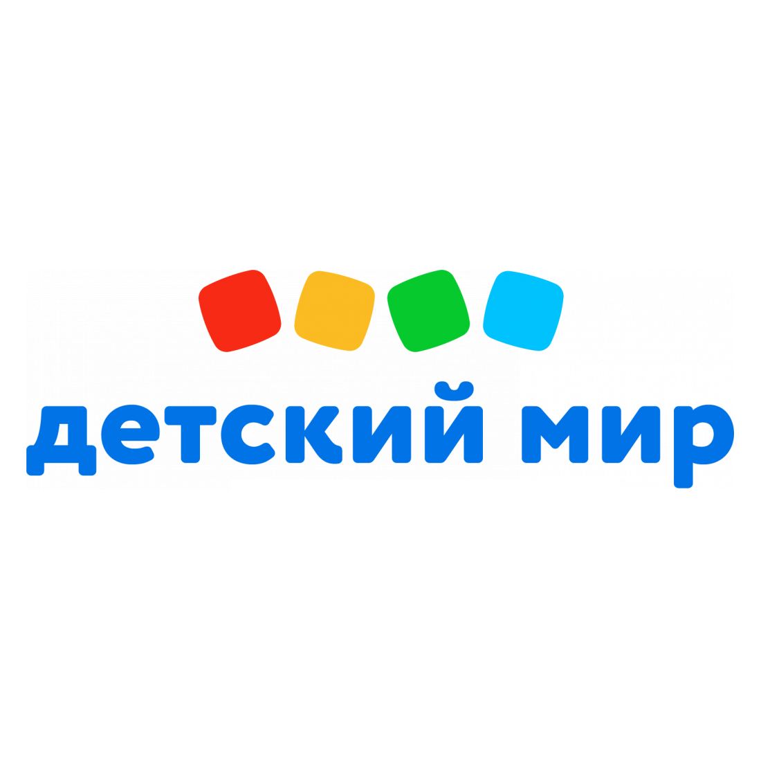 Логотип компании «Детский мир»